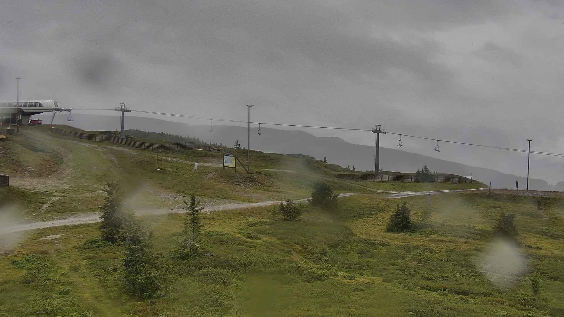 Kvitfjell webcam - Vestsiden Express ski staion